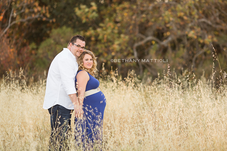 Couples Maternity Session | Bethany Mattioli Photography - San Jose Maternity Photographer