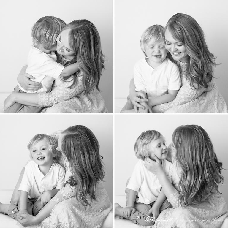 Mother and Son | Bethany Mattioli Photography - Bay Area Family Photographer