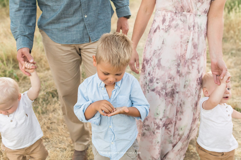 Outdoor Lifestyle Family Photography | Morgan Hill Family Photographer | Bethany Mattioli Photography