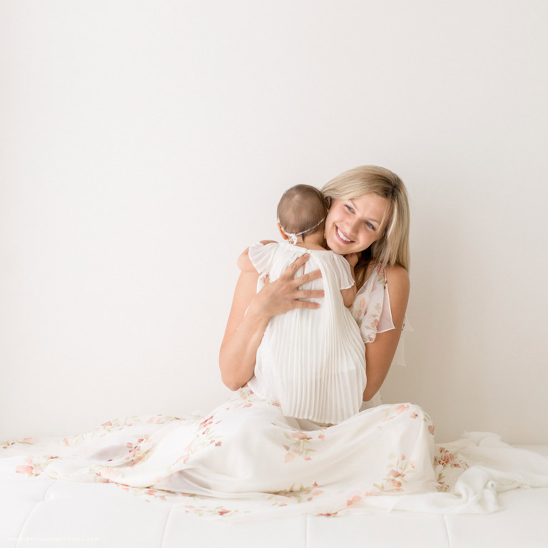 Mommy and Me Baby Photography | Bay Area Baby Photographer in Morgan Hill | Bethany Mattioli Photography