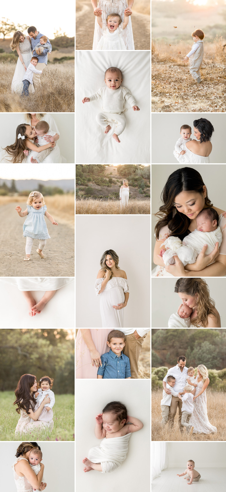 A Look Back at 2018 | Bay Area Maternity and Newborn Photographer | Bethany Mattioli Photography