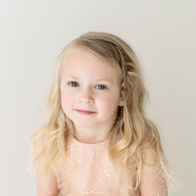 My Sweet Girl Turns Five | Birthday Photo Session | Bay Area Children Photographer | Bethany Mattioli Photography