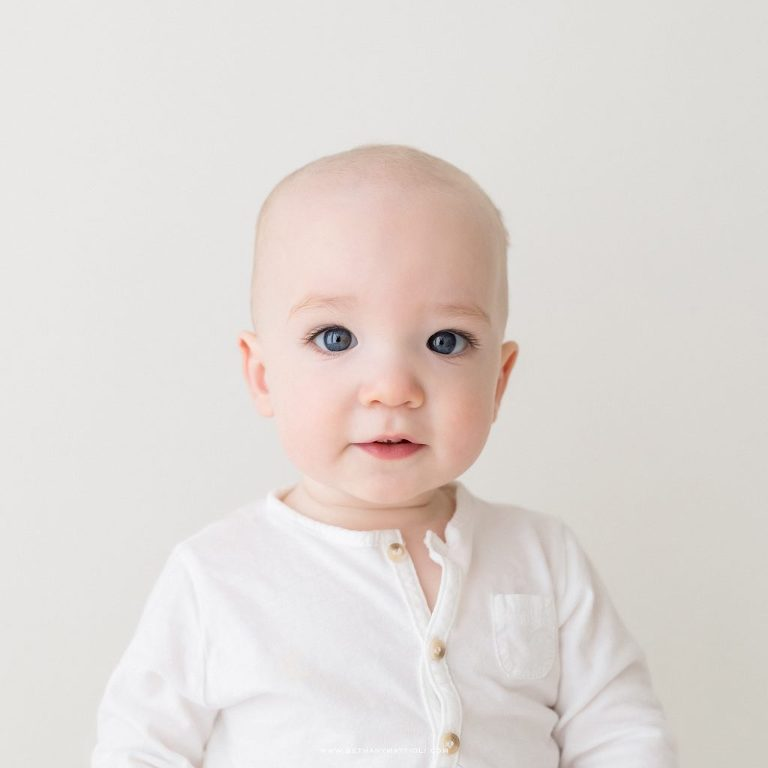 Eleven Months Baby Portrait   Bay Area Baby Photographer   Bethany Mattioli Photography