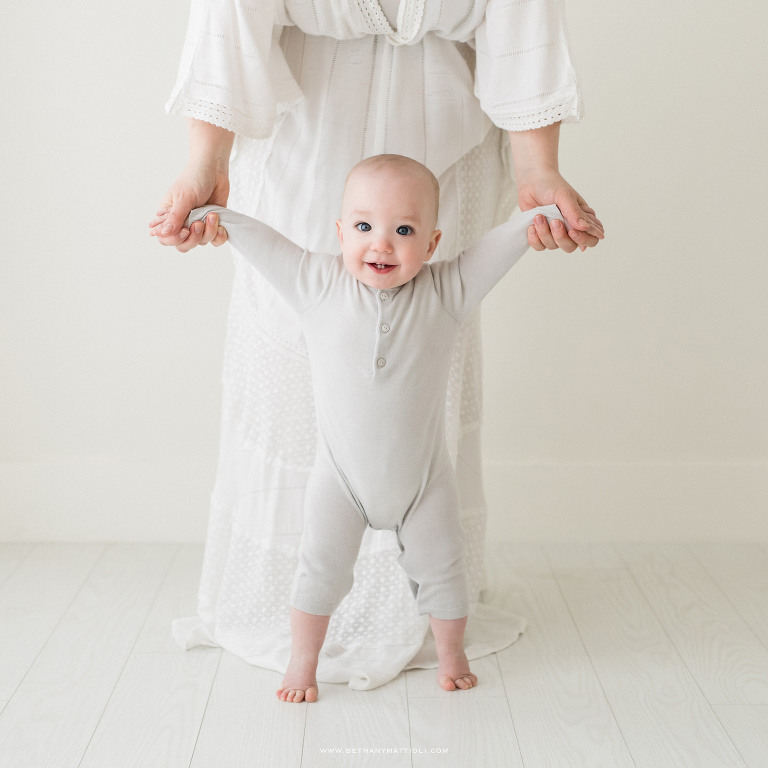 Nine Months Baby | Bay Area Baby Photographer | Bethany Mattioli Photography