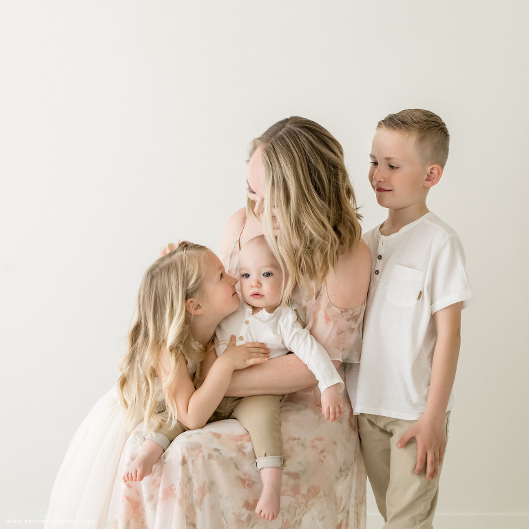 Happy Mother's Day | Bethany Mattioli Photography | Bay Area Motherhood Photographer | Mom of Three