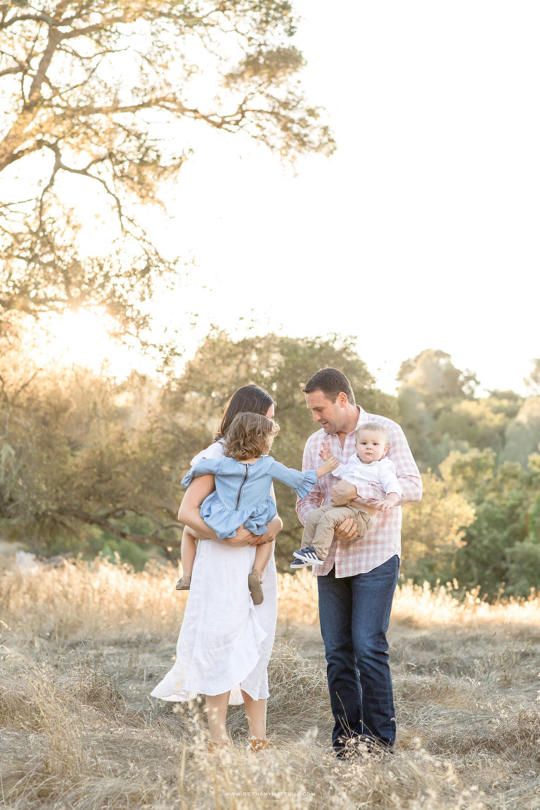 Summer Family Photos in the Bay Area | Bethany Mattioli Photography