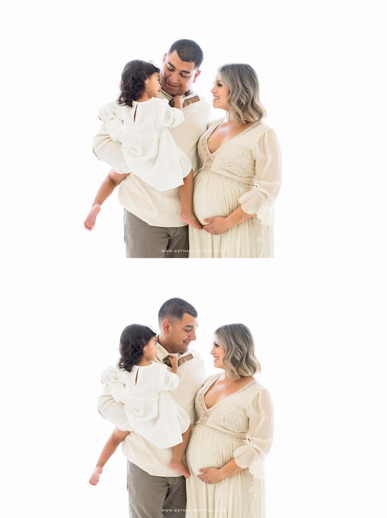 Bay Area Maternity Family Studio Photographer   | Morgan Hill Maternity Studio Photographer | Bethany Mattioli Photography