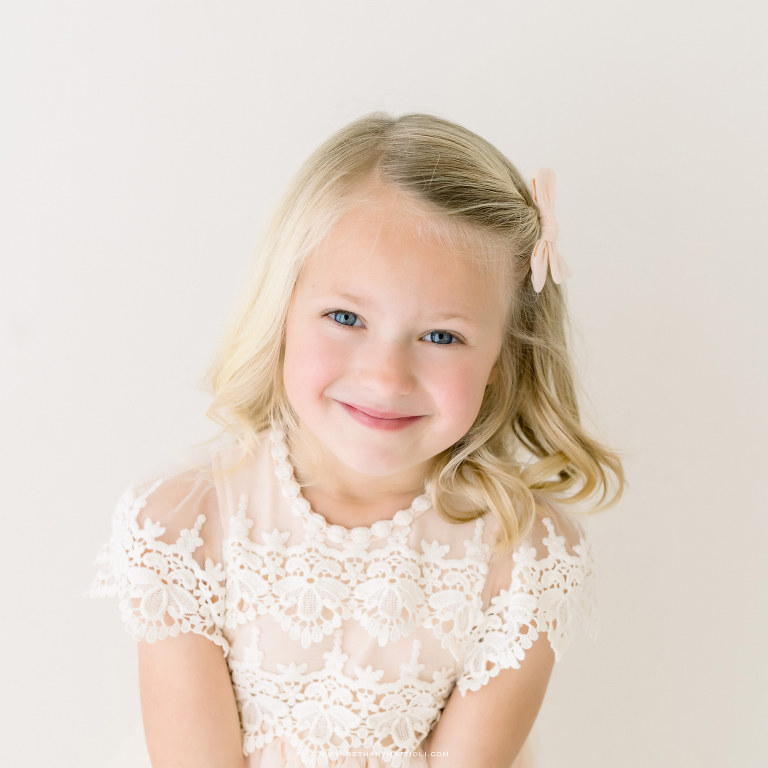 6th Birthday Photo Session | Bay Area Children Photographer | Bethany Mattioli Photography