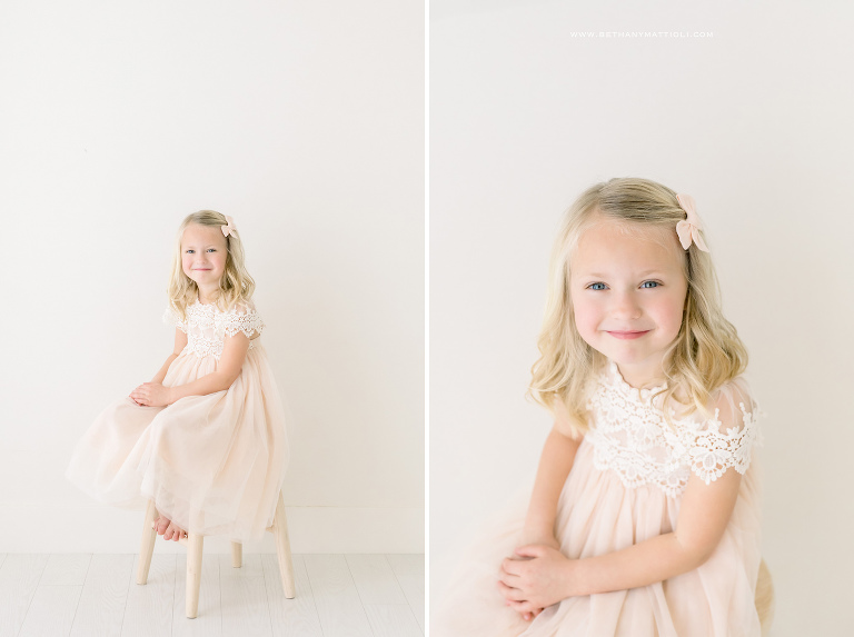 Sixth Birthday Photos | Bay Area Children Photographer | Bethany Mattioli Photography