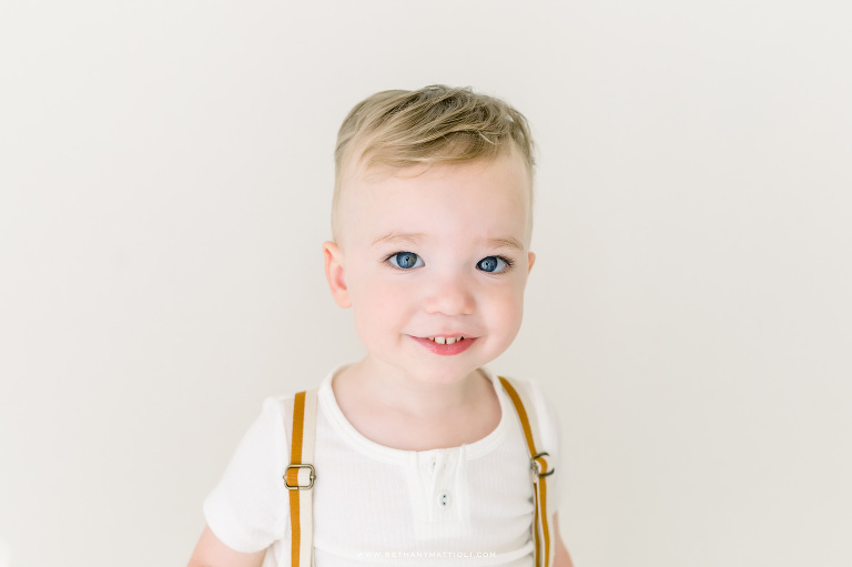 Two Year Old Boy Birthday Photos | Bay Area Children Photographer