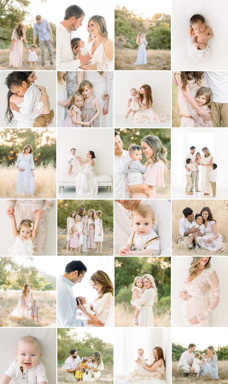 Bay Area Newborn Photographer | A Look Back at 2020